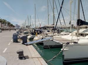 Malaga Seaport