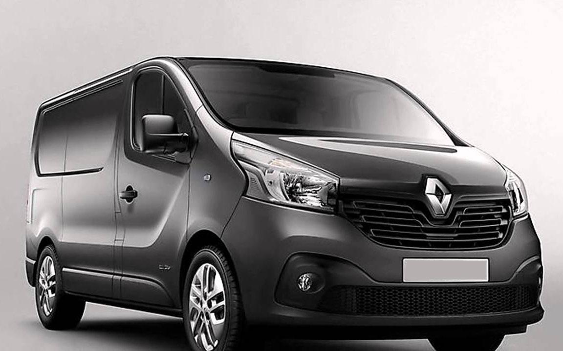 Class M Renault Traffic Or Similar Cheap Malaga Car Hire