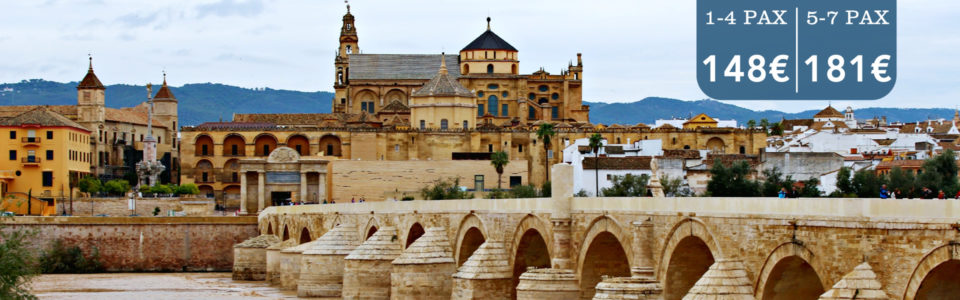 Malaga-Cabbie-Best-Destinations-Malaga-Airport-Transfers-to-Cordoba