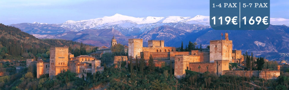 Malaga-Cabbie-Best-Destinations-Malaga-Airport-Transfers-to-Granada