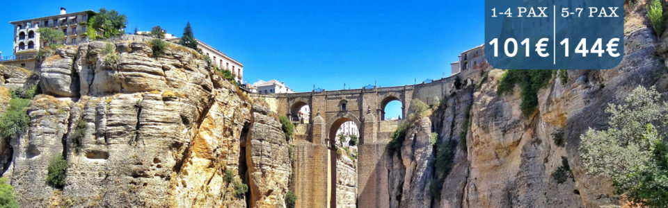 Malaga-Cabbie-Best-Destinations-Malaga-Airport-Transfers-to-Ronda